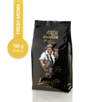 LUCAFFE MR.EXCLUSIVE 100% Arabica 700GR  ЗЪРНА