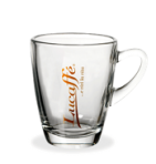 Чаша за кафе Vetro Cappuccio Con Manico