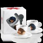 Комплект чаши за еспресо  Milo  Manara mod.1- 2 бр.