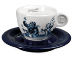 Чаша за капучино Lucaffe Blucaffe